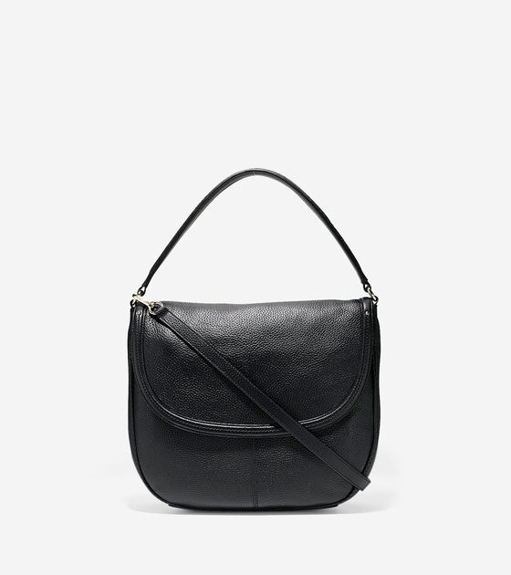 Cole Haan Tali Double Strap Saddle Bag