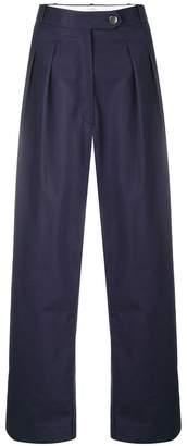 Roseanna wide-leg trousers