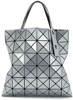 8d1c3d5f1c5 Bao Bao Issey Miyake Silver Tote Bags - ShopStyle