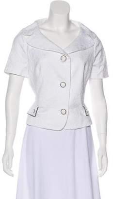 Dolce & Gabbana Textured Lightweight Jacket