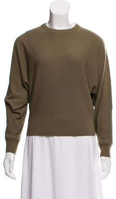 Michael Kors Cashmere Knit Sweater Green Cashmere Knit Sweater