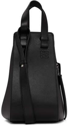 Loewe Black Small Hammock Bag