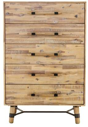Hudson Moe's Home Collection 5-Drawer Chest