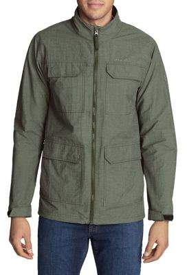 Eddie Bauer Atlas Light Four-Pocket Jacket