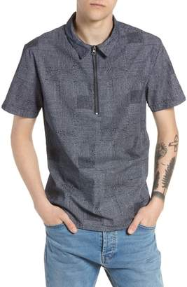 NATIVE YOUTH Dotpatch Woven Shirt