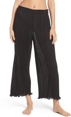 Lacausa Mika Pleated Lounge Pants