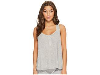 Splendid Always Racerback PJ Tank Top