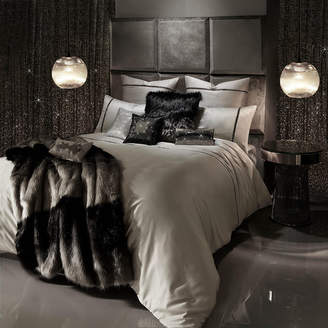 Kylie Minogue At Home at Home - Messina Duvet Cover - Mist - Double
