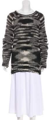 Barneys New York Barney's New York Alpaca Knit Sweater w/ Tags