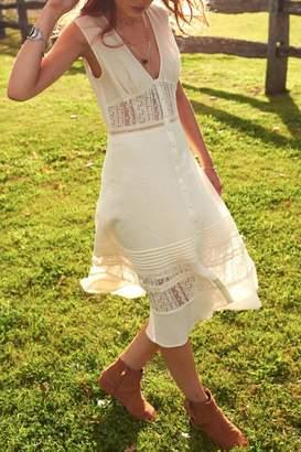 Somedays Lovin Fortune Peasant Dress
