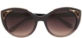 Roberto Cavalli oversized sunglasses