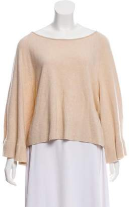 Elizabeth and James Oversize Crop Sweater