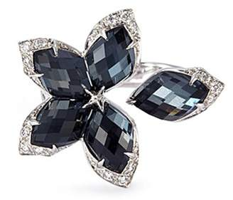 Stephen Webster Crystal Haze diamond 18k white gold small ring