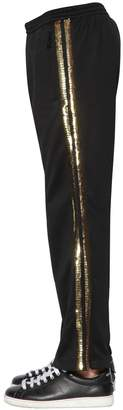 DSQUARED2 Sequined Tech Sweatpants