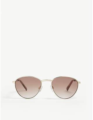 Le Specs Hot Stuff aviator sunglasses