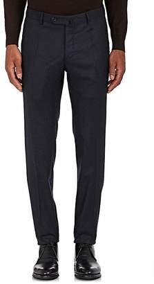 Incotex Men's S-Body Slim-Fit Wool Trousers