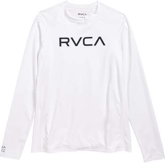 RVCA Long Sleeve Rashguard