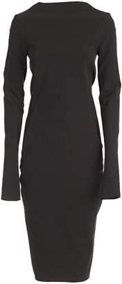 Rick Owens V-back Dress
