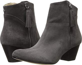 Nine West Women's Hannigan Suede Ankle Bootie