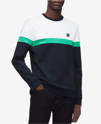 Calvin Klein Men Colorblocked Shirt