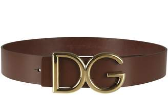 Dolce & Gabbana Buckled Belt