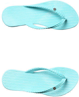 Billabong New Women's Womens Summer Dazed Thong Rubber Blue