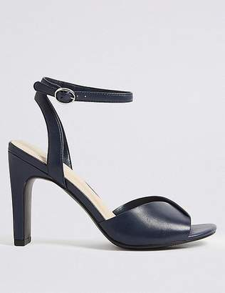 Marks and Spencer Leather Square Toe Sandals