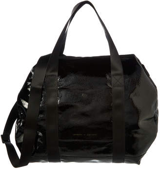 Ampersand as apostrophe The O.G. Patent Duffle Bag