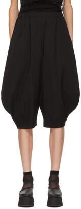 Comme des Garcons Black Voluminous Trousers
