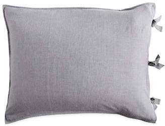 DKNY Pure Stripe Cotton Sham
