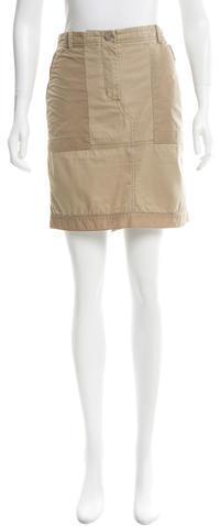 MonclerMoncler Mini Cargo Skirt