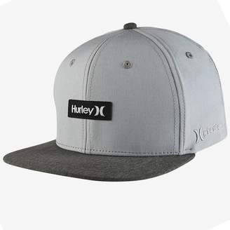 Hurley Mens WSL Phantom One and Only Cap OS Grey