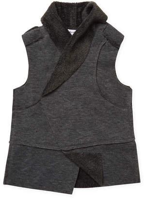 Splendid Baby Faux Fur Vest