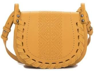 Lucky Brand Wind Leather Crossbody Bag
