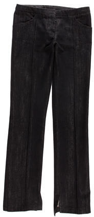 ChanelChanel Straight-Leg Jeans