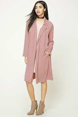 FOREVER 21+ Belted Trench Coat $29.90 thestylecure.com