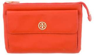 Tory Burch Saffiano Leather Clutch w/ Tags