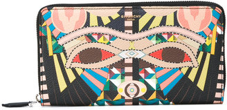 Givenchy Crazy Cleopatra zipped wallet $655 thestylecure.com