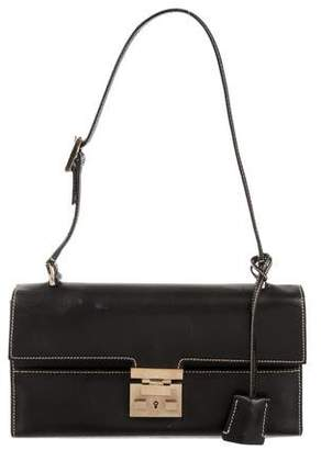Gucci Vintage Padlock Shoulder Bag