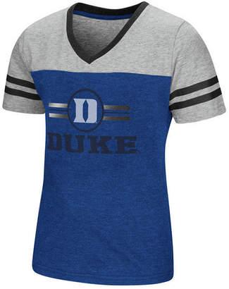 Colosseum Duke Blue Devils Pee Wee T-Shirt, Girls (4-16)