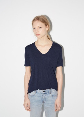 T By Alexander Wang Classic Short Sleeve Tee $85 thestylecure.com