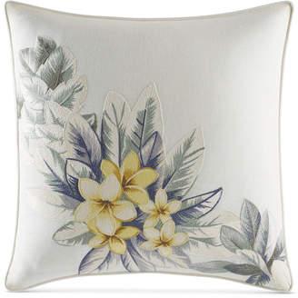 "Tommy Bahama Home Cuba Cabana 16"" Square Decorative Pillow"