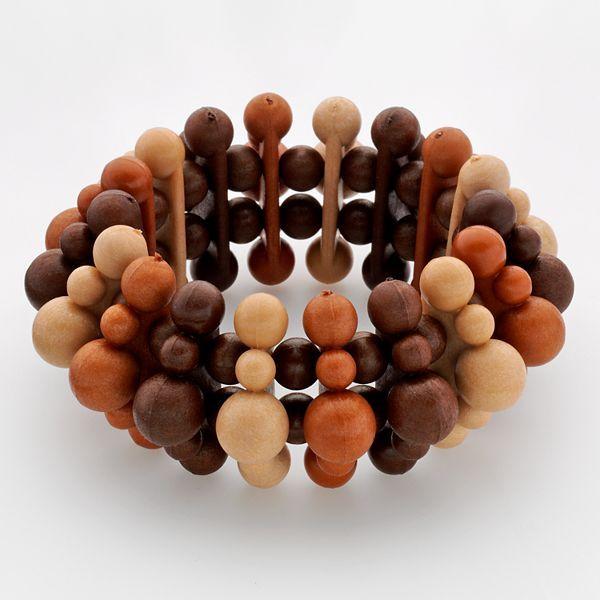 Sonoma Life + Style® Beaded Flex Bracelet