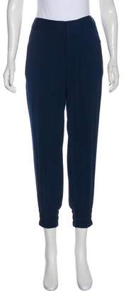 Helmut Lang High-Rise Skinny Pants