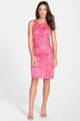 Sue Wong - Sapphire Sleeveless Dress C3134 $685 thestylecure.com