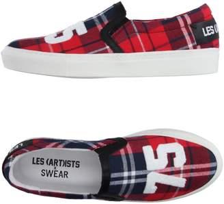 Les (Art)ists x SWEAR Sneakers