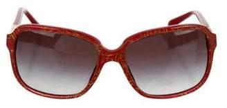 Dolce & Gabbana Square Tinted Sunglasses