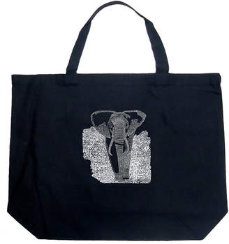 LOS ANGELES POP ART Los Angeles Pop Art Elephant Tote