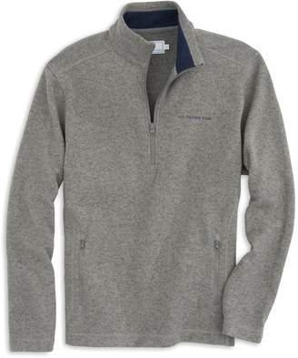 Southern Tide Samson Peak Sweater Fleece 1/4 Zip