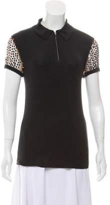 Jean Paul Gaultier Vintage Short Sleeve Polo Shirt